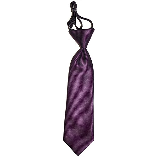 der flotte Boy - Cravate garçons pour ajuster cravate liée violet Lilas