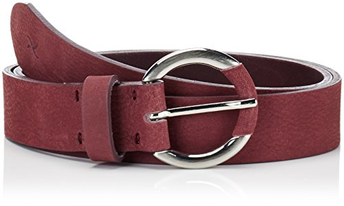 Stil & Co-woman-stretch Gürtel (Brax Damen 50-0920 Gürtel, Rot (MERLOT 44), 100 cm)