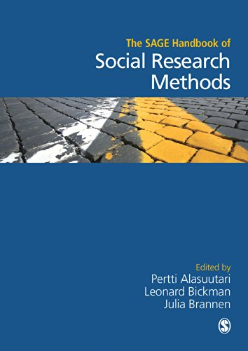 The SAGE Handbook of Social Research Methods (Sage Handbooks)