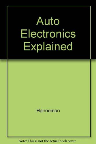 Preisvergleich Produktbild Auto Electronics Explained [VHS]