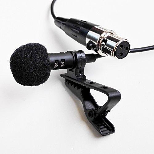 Professionelles Lavalier Ansteck-mikrofon Für AKG Shure Wireless ...