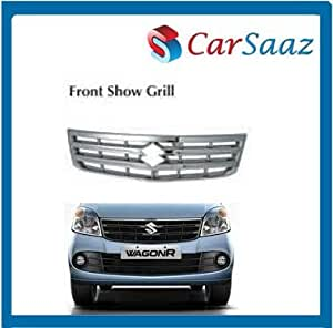 Front Show Grill Cover for Maruti Suzuki Wagon R Type -4 By Carsaaz
