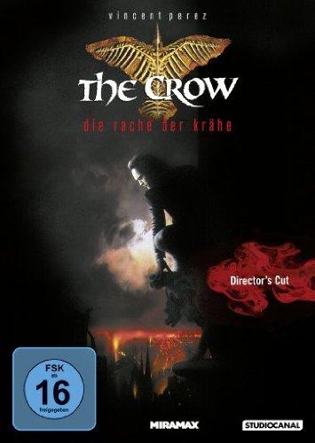 The Crow - Die Rache der Krähe [Director's Cut]