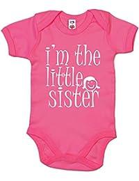 IiE, I'm the Little Sister, Baby Girl Bodysuit
