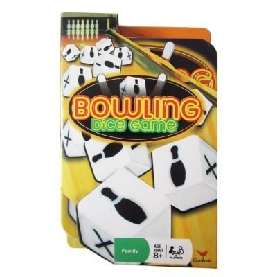 Bowling Dice Game by Cardinal