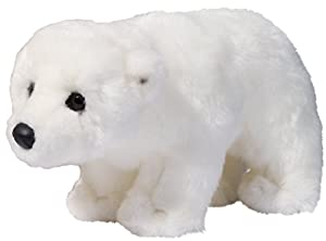 Cuddle Toys 452628cm de Largo, Douglas Cuddle Toy Aput-Oso Polar de Peluche