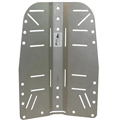 Xray-Scuba 3mm Edelstahl Backplate WIS
