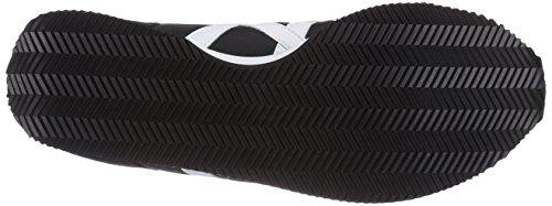 Asics Sakurada, Chaussures de trail mixte adulte Noir (9099-Black/White)