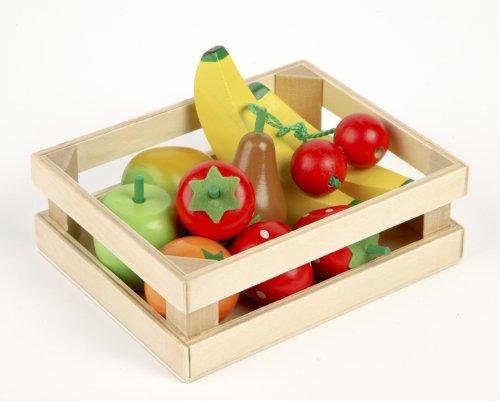 Tidlo Wooden Fruit Salad by Tidlo
