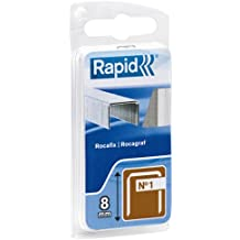 Rapid pinza para roca Graf productos tipo 1/8 mm, 860 pcs Blister,