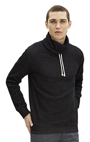 Celio Herren Sweatshirt Gecocoon Noir (Black)