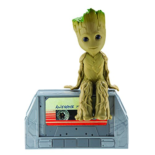 ekids GG-410 Marvel Guardians of the Galaxy Groot   Lautsprecher tragbar weiß