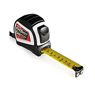 Dekton Extra Wide 5m Auto-Lock Tape Measure with Magnetic Tip