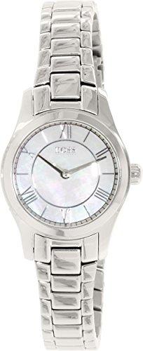 Hugo Boss  Damen -Armbanduhr  Analog  Quarz Edelstahl 1502377