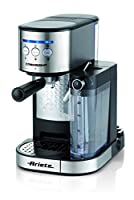 Cremissima è una macchina da caffè Espresso semi automatica: può erogare un espresso, un cappuccino, un latte macchiato e molto altro semplicemente premendo un pulsante. Il vassoio è regolabile in altezza per garantire la perfezione anche in ...