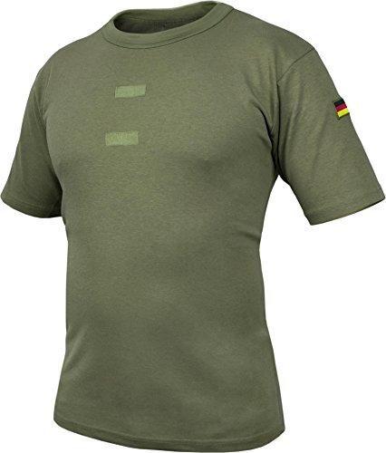 normani Original Tropen T-Shirt nach TL Farbe BW-Oliv Größe 6 - Armee Militär T-shirt