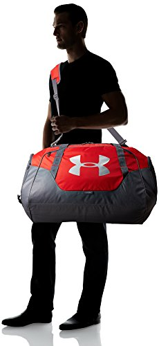 Under Armour Undeniable 3.0 Duffel Sporttasche Large Red
