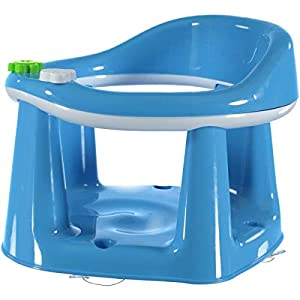 3 In 1 Baby Toddler Child Bath Support Seat Safety Bathing Safe Dinning Play BPA FREE (BLUE)