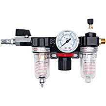 Compresor regulador de filtro de aire