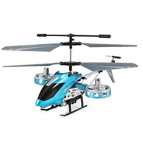 renoble helicóptero del rc, 4 canales teledirigido del helicópteros de radiocontrol del mini helicóptero del vuelo con giroscopio y luz led radiocontrol para niños niñas
