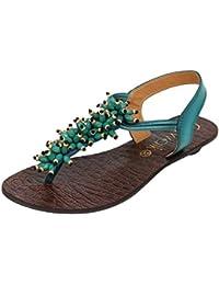 Catwalk Turquoise Blue Fashionable Sandals