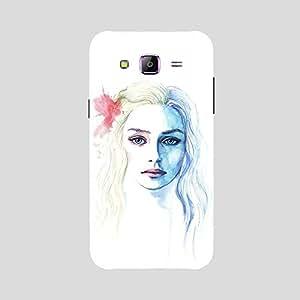 Back cover for Samsung Galaxy E7 Colourful Daenerys