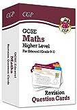 New Grade 9-1 GCSE Maths Edexcel Revision Question Cards - Higher