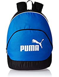 Puma Blue and BlackCasual Backpack (7494803)