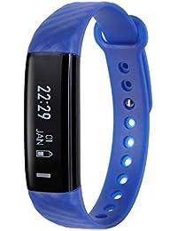 Sonata Fibre (SF) Rush Digital Black Dial Unisex Activity Tracker - SWD77087PP03