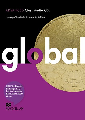 Global: Advanced / 2 Class Audio-CDs