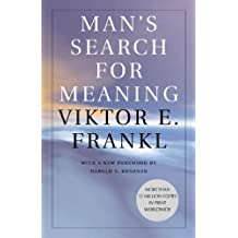 Man's Search for Meaning (English Edition)