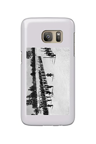 land-o-lakes-wisconsin-skiers-on-parade-near-kings-gateway-hotel-galaxy-s7-cell-phone-case-slim-bare
