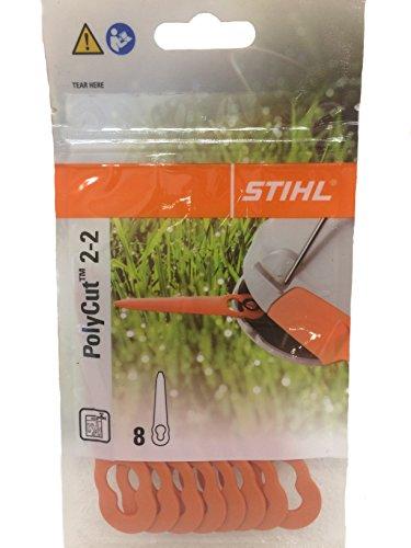 Stihl PolyCut 2-2 Kunststoffmesser für FSA 45 Rasentrimmer