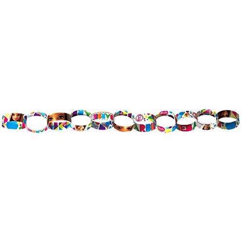 m Barbie Sparkle Kette Link Papier-Dekoration ()