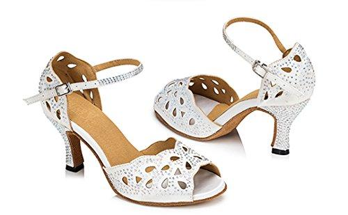 TDA - Ballroom donna White