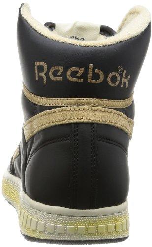 Reebok - Scarpe da ginnastica, Uomo Nero (Noir (Black/Rbk Brass/Paperwhite))