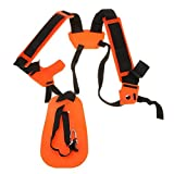 PIXNOR arnés para ambos hombros para usar con la desbrozadora de...