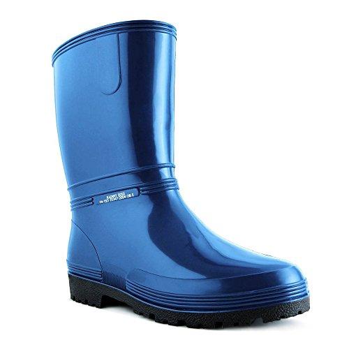 Demar Rainny Bottes de pluie en caoutchouc Bleu - Bleu foncé