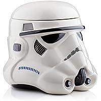 Joy Toy Star Wars - Tarro de Galletas de cerámica Stormtrooper con Tapa