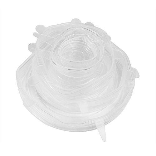 newcomdigi-kit-di-6-coperchi-silicone-estensibili-antifuoriuscita-riutilizzabile-stretch-covers-senz