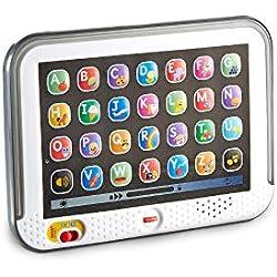 Fisher-Price Mi primera tablet, juguete electrónico bebé +1 año (Mattel CDG61)
