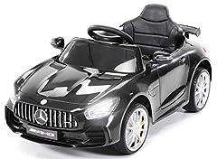 Elektroauto Mercedes Amg