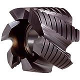 HSS-E Fresa frontal HSSE de PM de TiCN + Tin 63x 40x 27mm din