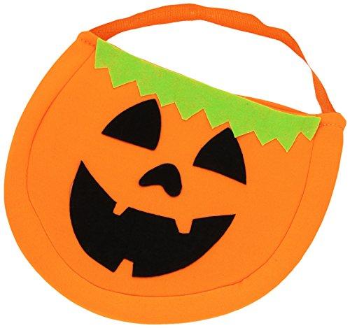 widmann-halloween Kürbis (Dress Fancy Handtaschen Kostüme)