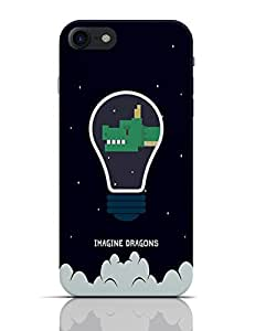 PosterGuy iPhone 7 Case Cover - Imagine Dragons Inspired Minimal | Designed by: Mayank Dhawan