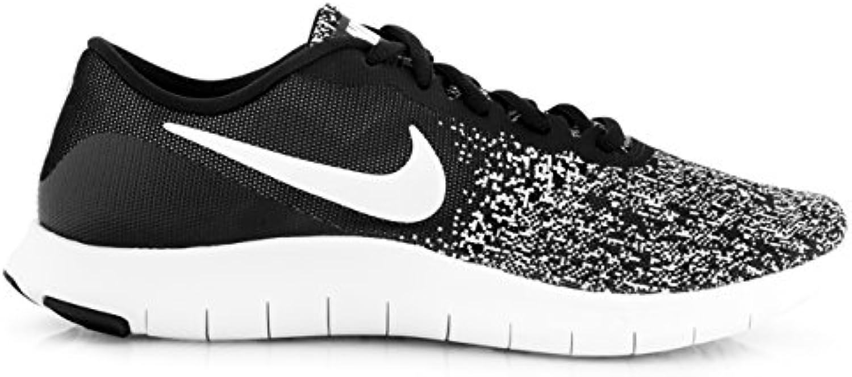 Nike Wmns Flex Flex Flex Contact, Scarpe Running Donna, Nero (Black/White 002), 42.5 EU | flagship store  | diversità imballaggio  | Gentiluomo/Signora Scarpa  | Gentiluomo/Signora Scarpa  84b7d8