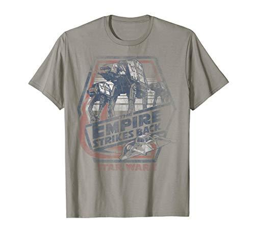 Star Wars AT-AT Walkers Hoth Empire Strikes Back T-Shirt -