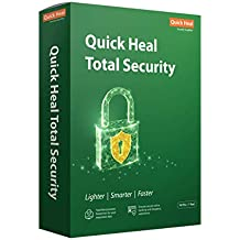 Quick Heal Total Security - 10 Users 1 Year