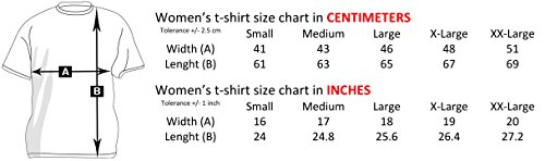 Original Gangster Toothpick Women's V-Neck T-shirt Blanc