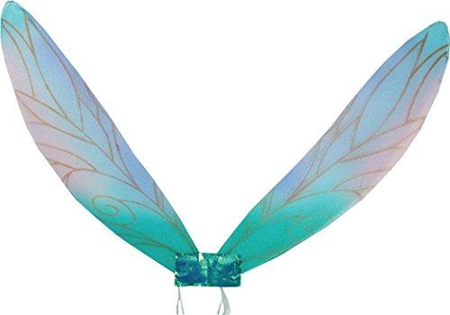 Kinder Halloween Karneval Party Zubehör Engel Fee Libelle Pixie Wings
